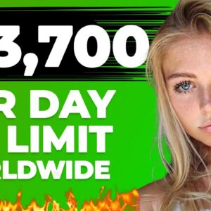 Earn $8500 Per 7 Hours For FREE (NO LIMIT) | Make Money Online