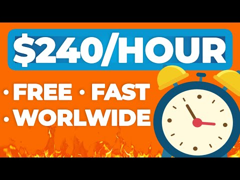 Make $4 Every Min With This Autopilot System! | FREE PayPal Money (Make Money Online)