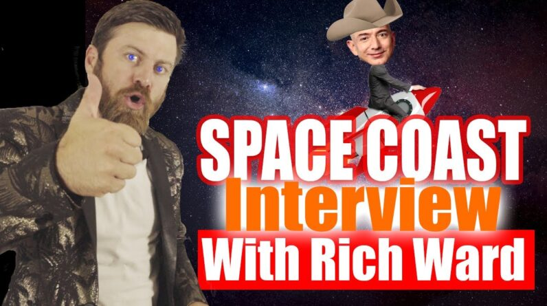 Space coast interview with Rick Ward   How To Be A Space Entrepreneur