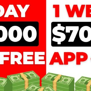 FREE App Pays $1,000 Again & Again For Sharing YouTube Videos! (Make Money Online)