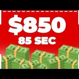 Earn $100 Every Min For FREE | Passive Income (Make Money Online)