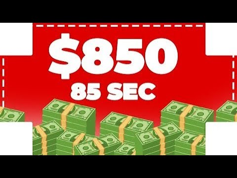 Earn $100 Every Min For FREE   Passive Income (Make Money Online)