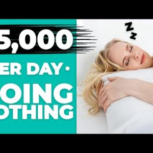 Get Paid $5,000 Doing NOTHING | Passive Income (Make Money Online)