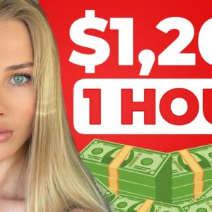 Make $20 Every Min For FREE (Make Money Online)