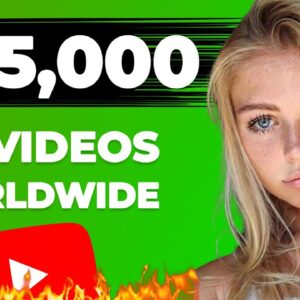 Make $45,000+ On YouTube Without Recording Videos (Make Money Online)