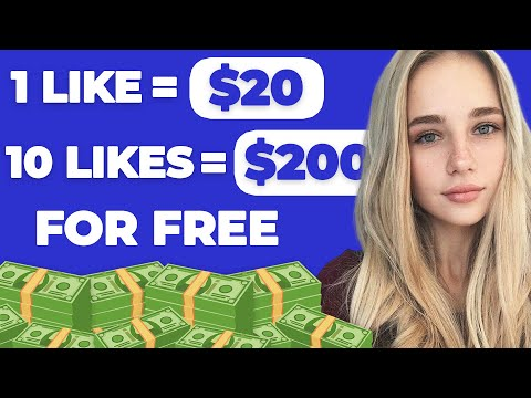 This Site Will Pay You For Leaving Likes For FREE (Make Money Online)