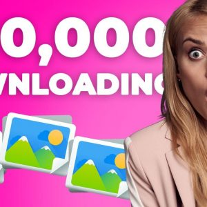 Get Paid $500 Per Photo You Download For FREE! *NO SKILLS* (Make Money Online)