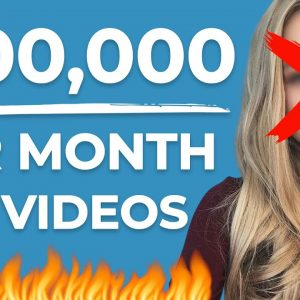 Earn $100,000/Month On YouTube EASILY! *Without Showing Your Face* (Make Money Online)
