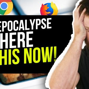 Cookiepocalypse & What This Means for Online Marketers