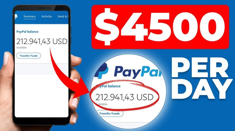 FREE App Pays You To Click In PayPal Money! | Works Worldwide (Make Money Online)